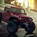 VWerks Red Jacket Jeep Wrangler