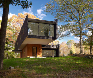 Waccabuc House by Rafael Viñoly Architects