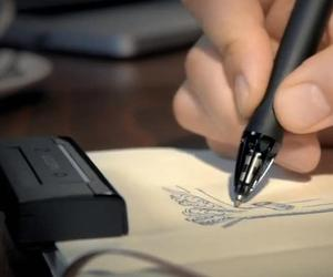 Wacom's Inkling Digitally Captures What You Draw On Paper