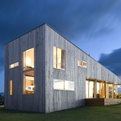 Waiotahi Beach House by Tennent + Brown