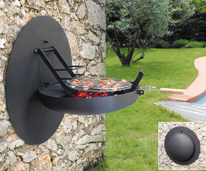 Wall Barbecue