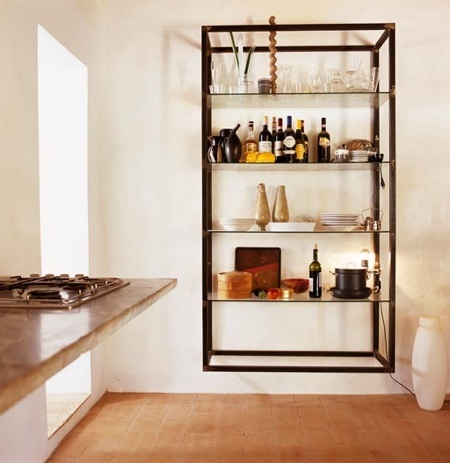 Kitchen Wall Shelving Units images