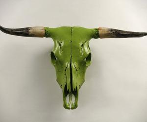 Wall Mounted Skulls by Stephan Alexandr