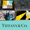 Wall Murals On Tiffany & Co. New Soho Store