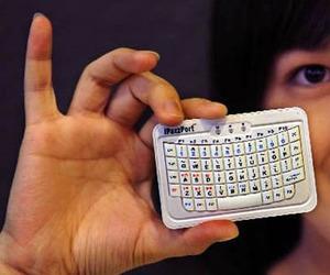 Wallet Sized Wireless Keyboard