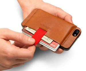 Wally, the iPhone Wallet reimagined by Distil Union