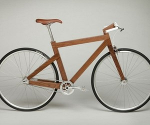 Walnut Bike by Lagomorph Design