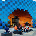 Wanangkura Stadium in Port Hedland by ARM Architecture