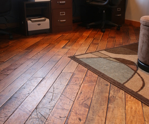 Warehouse Maple Flooring from HistoricWoods™ by LunarCanyon™