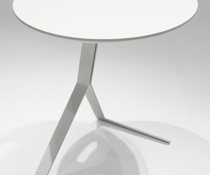 WARP side table for LIGNE ROSET
