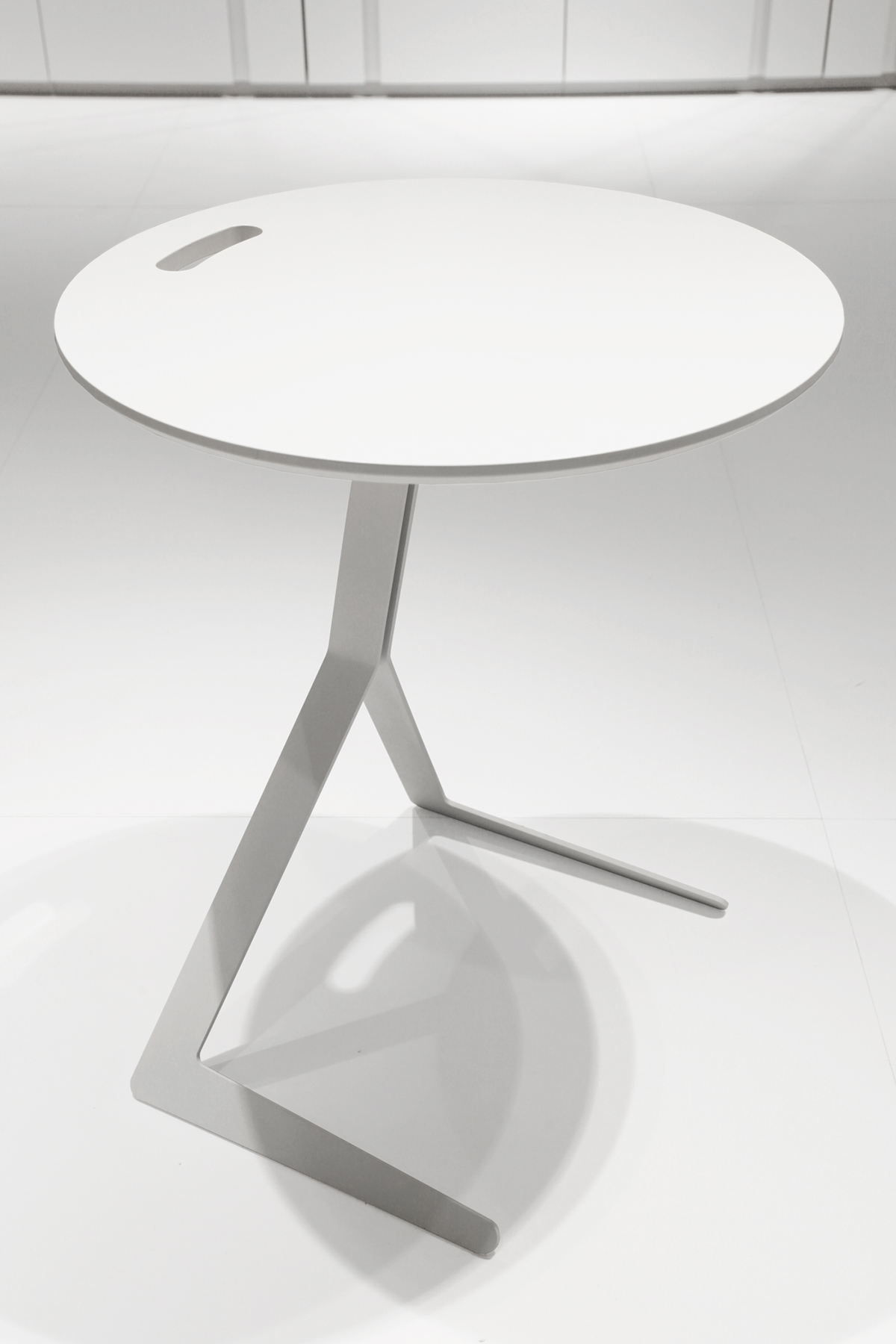 warp side table for ligne roset. Black Bedroom Furniture Sets. Home Design Ideas