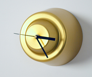 'Warp Wall Clocks' by Purewhyte