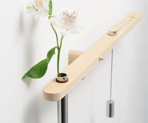 Water Balance vase by Risako Matsumoto