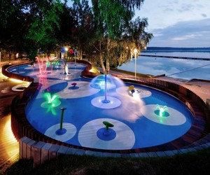 Water Playground By RS In Tychy, Poland
