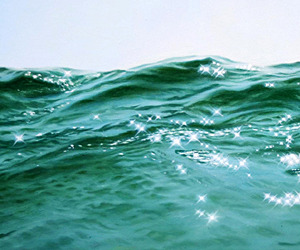 WATER WORLD, Paintings by Chris Armstrong