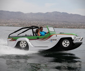 WaterCar: World's Fastest Amphibious Vehicle