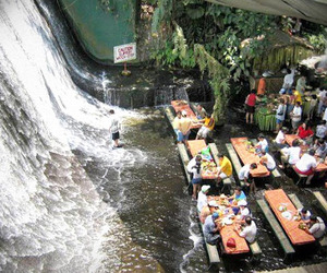 Waterfall Restaurant | Philippines