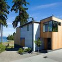 Waterfront Bainbridge Island House