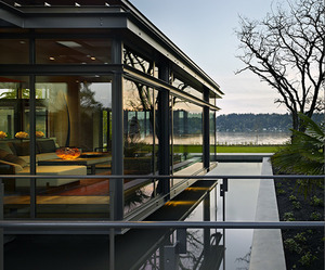 Pavilion House by Olson Kundig Architects