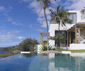 Waterfront House in Coogee