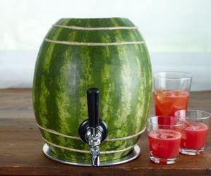 Watermelon Kegs From National Watermelon Promotion Board