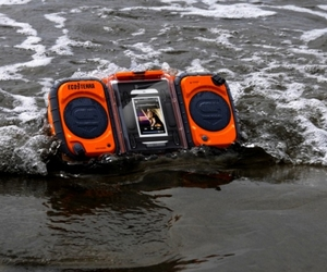 Waterproof Eco Terra Boombox