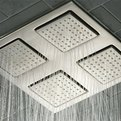 WaterTile® Square Rain Overhead Shower Panel from Kohler