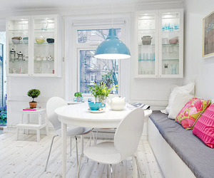 Welcoming Swedish Home with Cheerful Decors