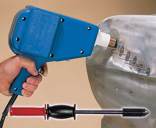 Welder Dent Pulling System