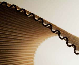 Wellboard – the wooden composite in waves