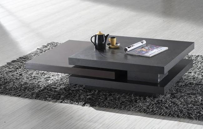 Contemporary Coffee Table wenge contemporary coffee table