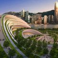 West Kowloon Terminus -The Largest In The World