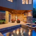 Westlake Drive House by James D. LaRue Architecture Design