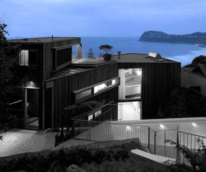Whale Beach House by Neeson Murcutt Architects