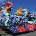 What Makes a Mardi Gras Float?