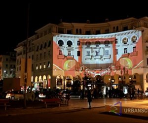 Where Architecture Comes Alive: Urban Projection Art