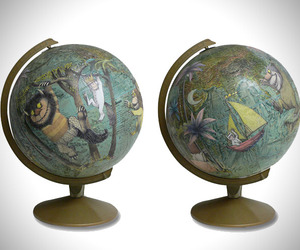 Where The Wild Things Are Globe