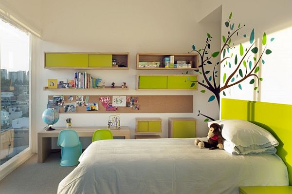 Modern Classroom Furniture ~ Whimsical decor ideas for kids rooms