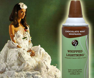 Whipahol, Alcohol Infused Whipped Creams