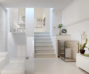 White and Bright Apartment in the Heart of Stockholm