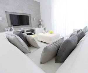 White Apartment in Warsaw by Chalupko Design