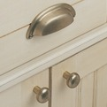 White Bronze Cabinet Hardware