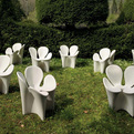 White Clover Chair