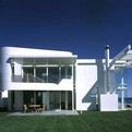 White Beach House | Richard Meier