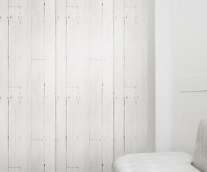 White Planks Wallpaper by Young & Battaglia