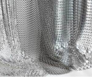 Whiting and Davis Metal Mesh