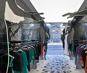 Who's Who boutique in Milan by Fabio Novembre