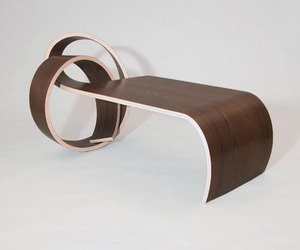 Why Knot Table by Kino Guerin