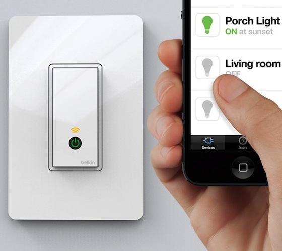 Wi Fi Light Switch By Wemo