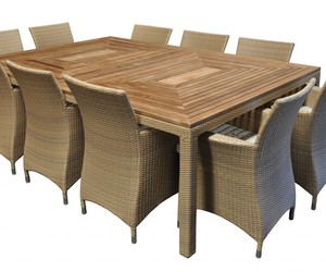 wicker outdoor Sahara 10 furniture